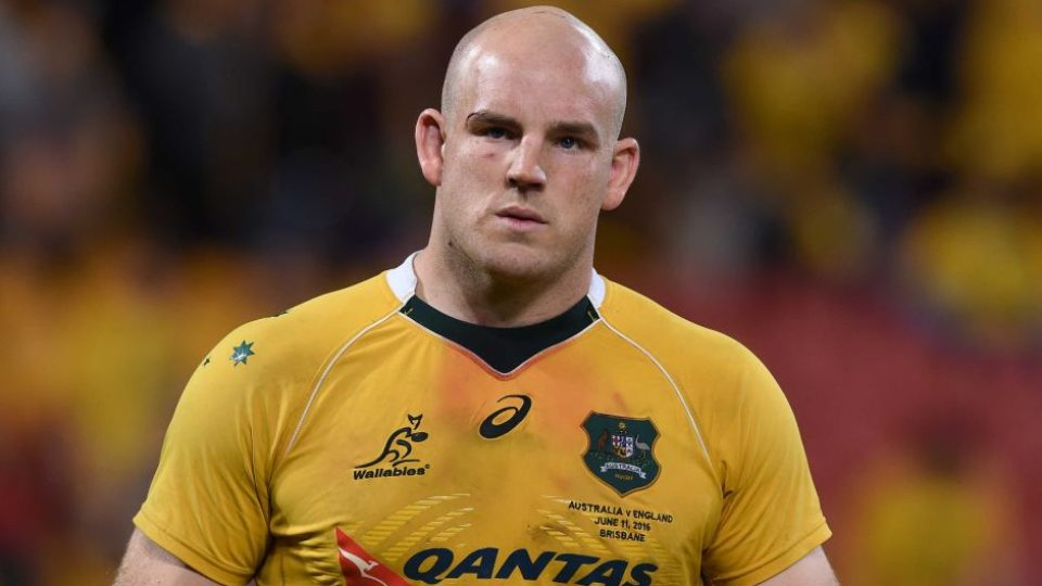 Stephen Moore : Wallaby skipper calls an end to international career