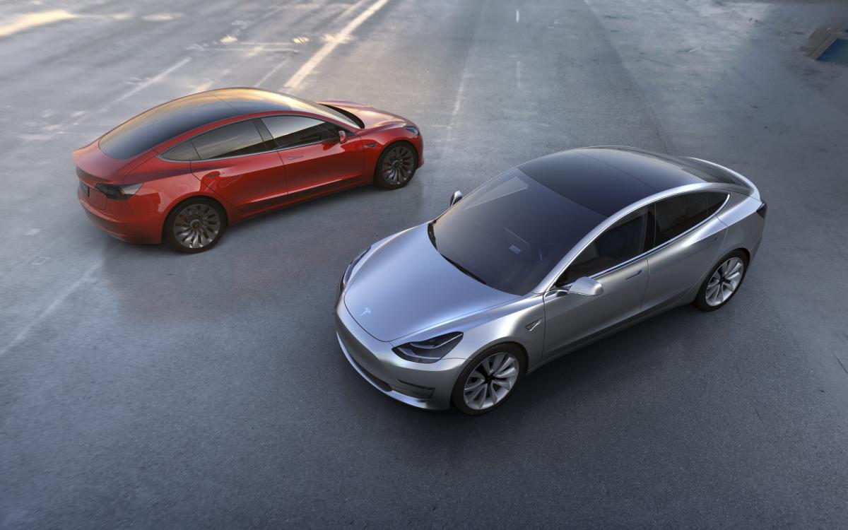 Tesla model 3 cost australia