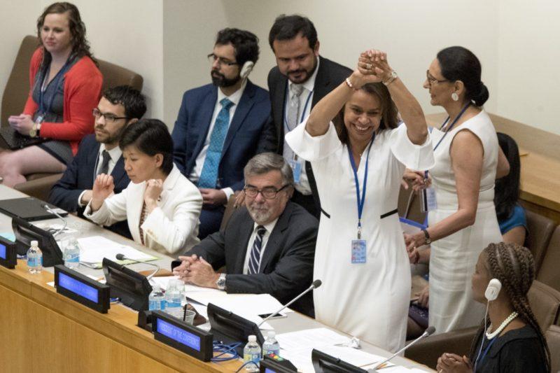 UN nuclear treaty