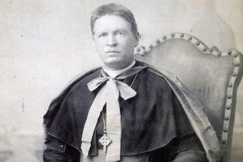 WAs first bishop William Bernard Kelly