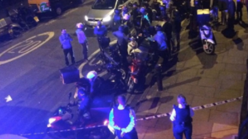 Teen arrested after London acid attacks