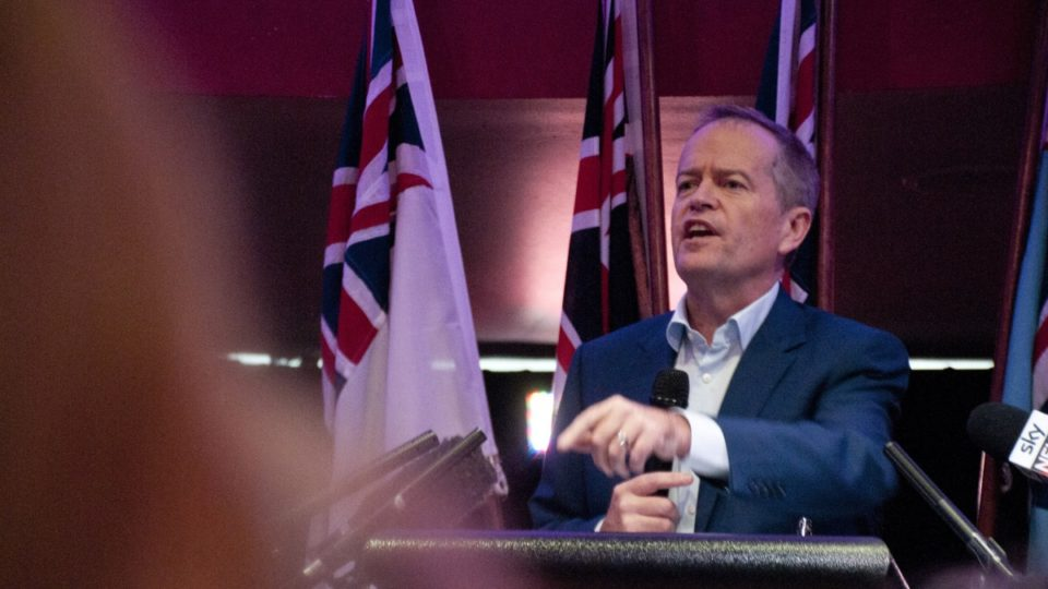 bill shorten penalty rates