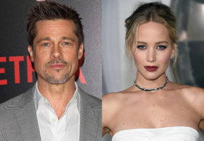brad pitt jennifer lawrence