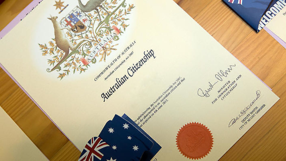Second Australian senator quits over dual citizenship