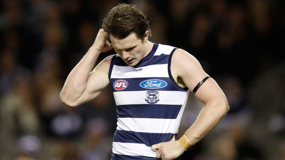 dangerfield one-match ban tackle