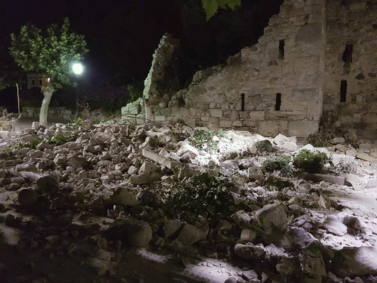 kos quake #2
