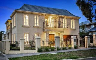melbourne mansion