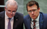 scott morrison alan tudge