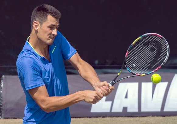 Tomic is ranked 59th in the world and will slip even further after his Wimbledon exit