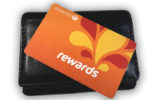 Woolworths rewards card