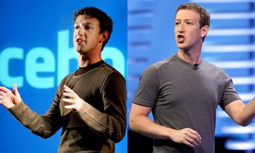 Zuckerberg Facebook Transformation