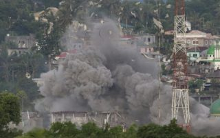 Marawi battle militant