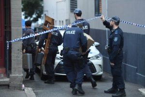 counterterrorism operations sydney surry hills afp