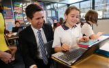 Education Minister Simon Birmingham school NAPLAN