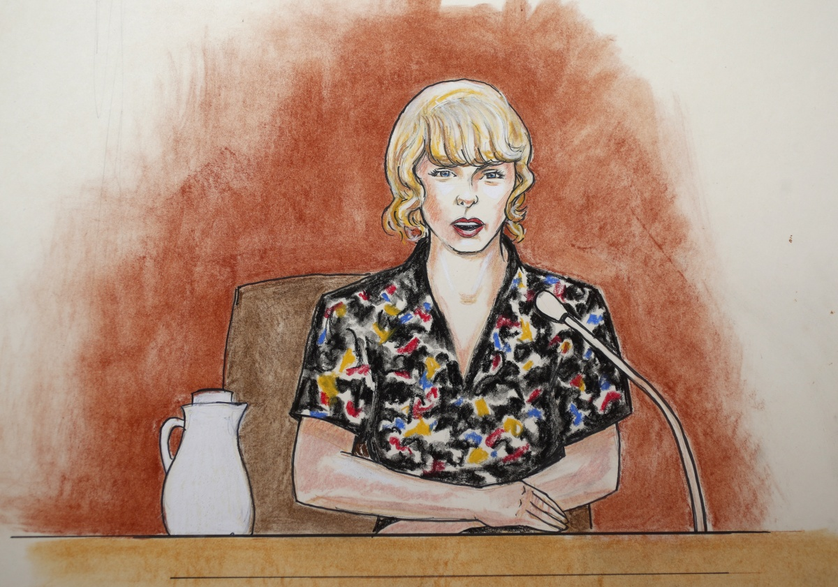 taylor swift court