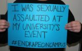 Most sexual assaults at university are perpetrated at events like Orientation Week or college parties