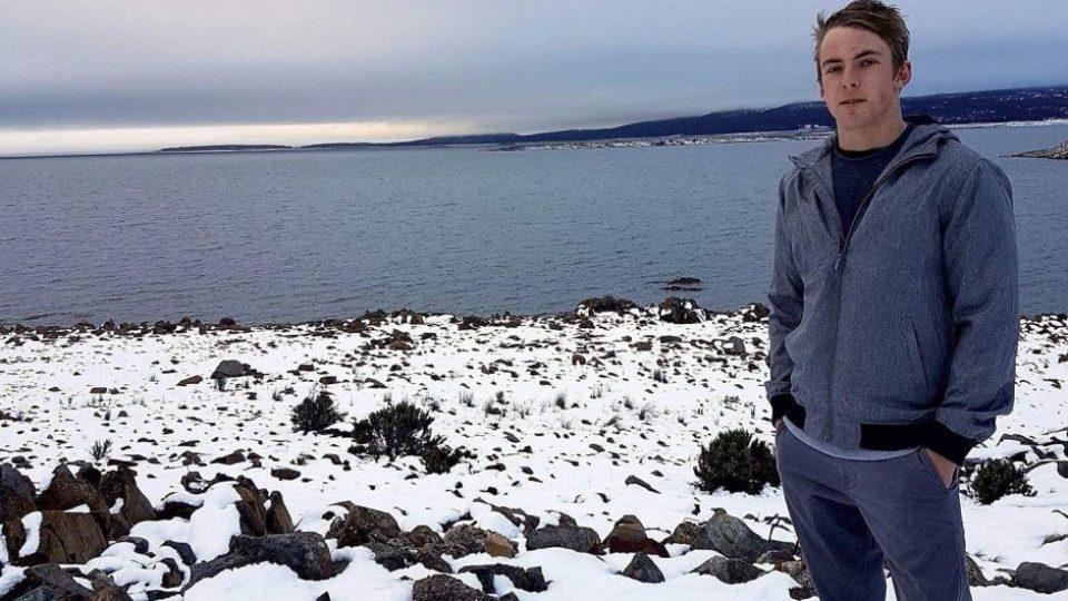 Lloyd Dunham died at Royal Hobart Hospital on Saturday while visiting family in Tasmania.