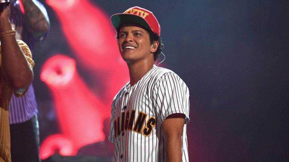 Bruno Mars Flint