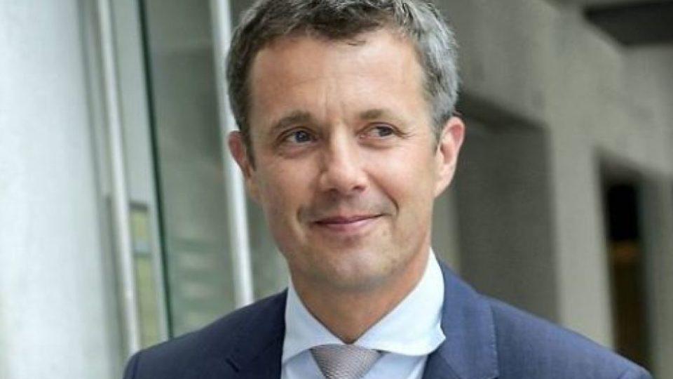 Crown Prince Frederik of Denmark