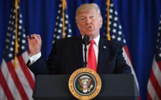 Donald Trump Charlottesville