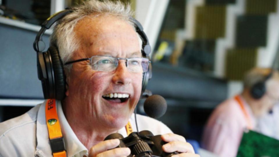 Veteran sports broadcaster Drew Morphett dies aged 69