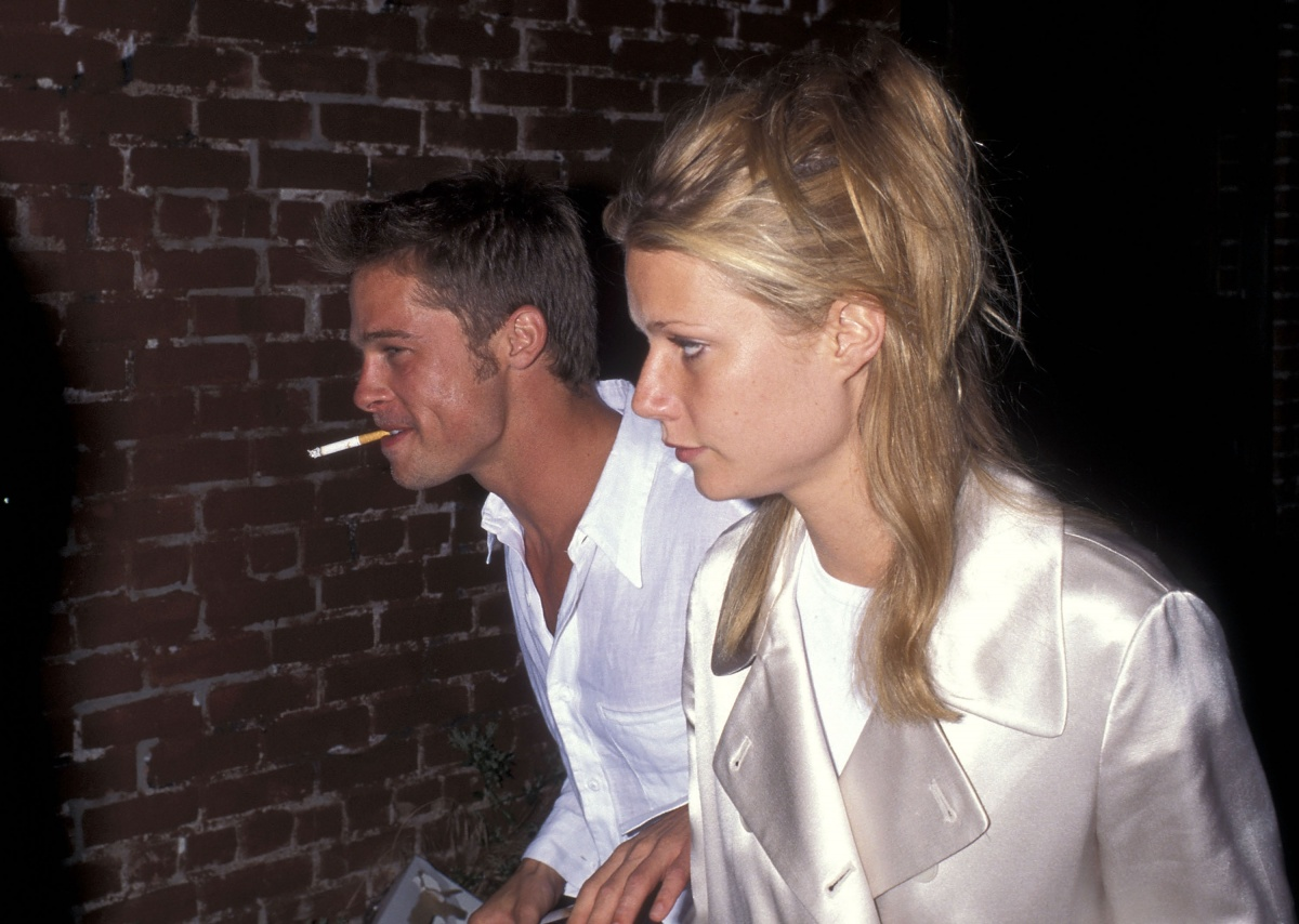 Brad Pitt And Gwyneth Paltrow | www.pixshark.com - Images ...