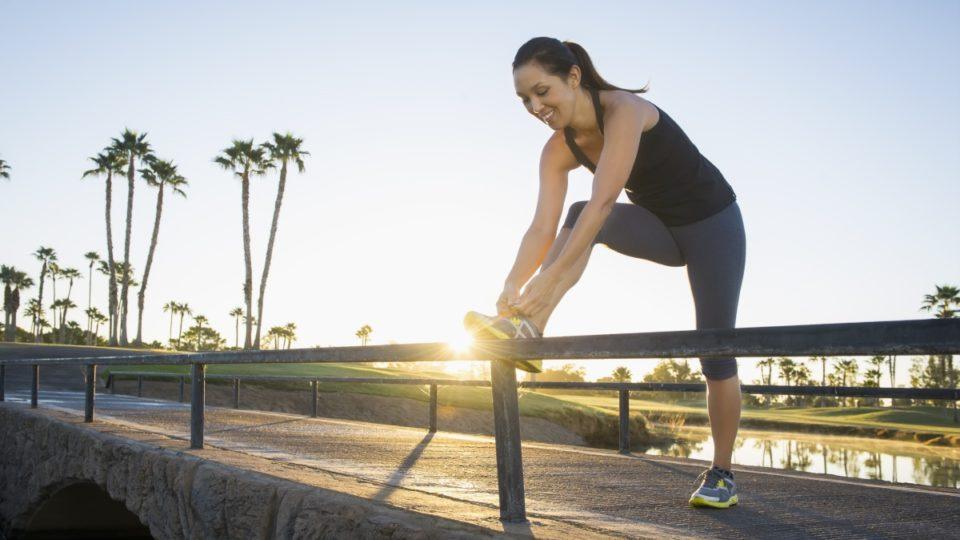 exercise jog