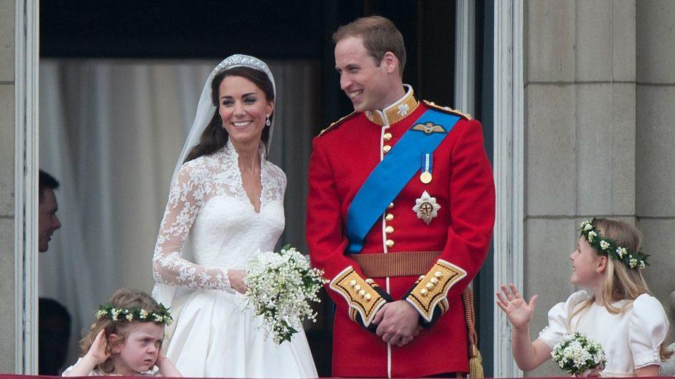 Kate edney wedding