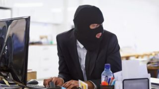 Cyber crims.