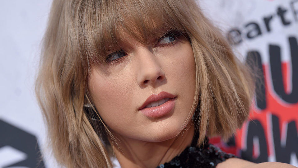 Taylor Swift 27 has dramatically revealed details of her next album