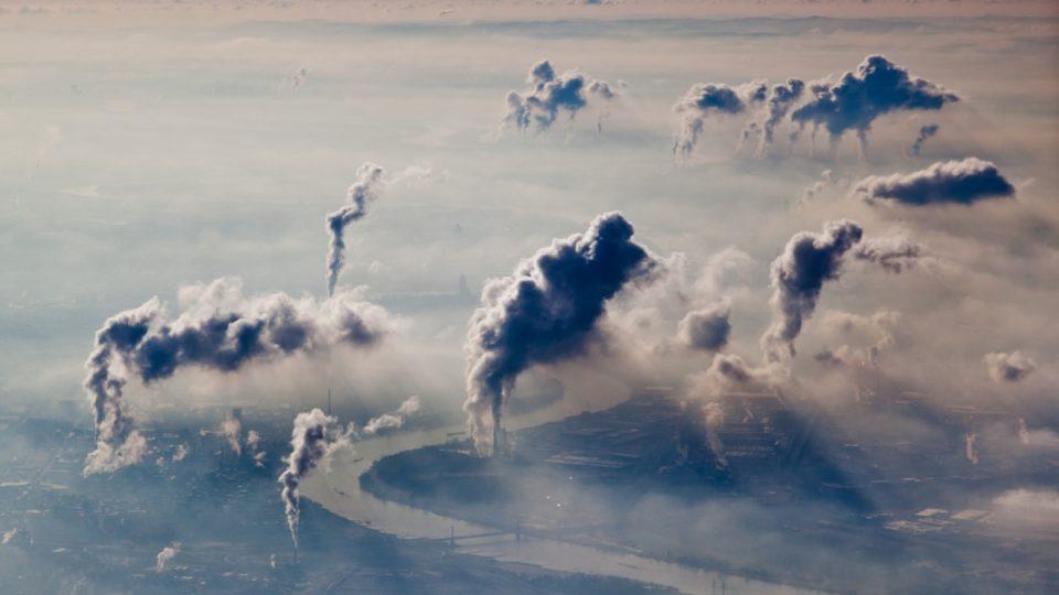 Pollution campaign.