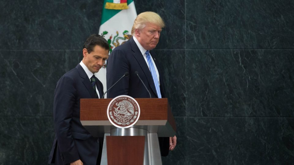 Trump-Pena Nieto