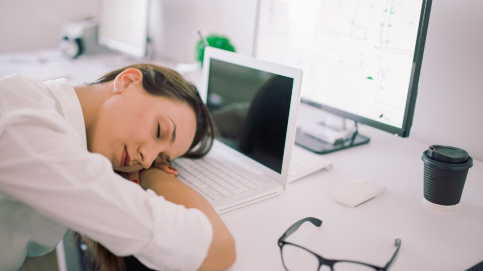 Sleep deprivation study