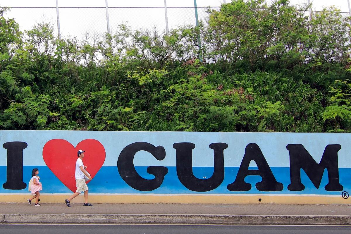 Guam love