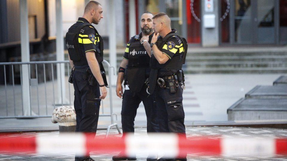 Rotterdam terror