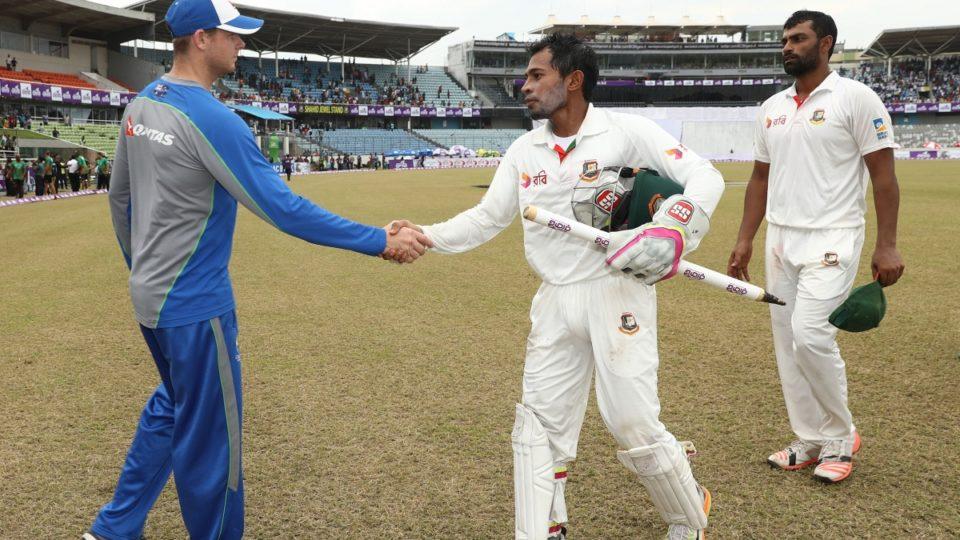 Australia v Bangladesh
