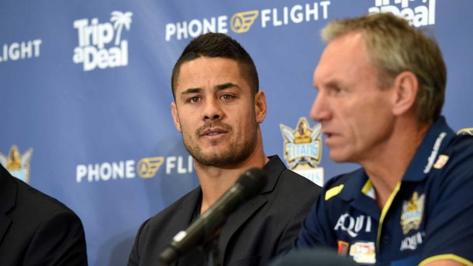 Neil Henry plays down Jarryd Hayne rift talk