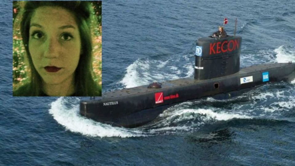 Danish submarine Kim Wall