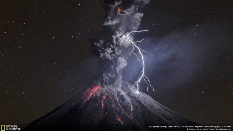 National Geographic 2017 travel photographer awards