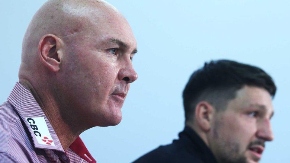 Paul McGregor and Gareth Widdop