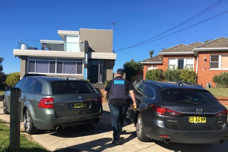 Police raid Fadi Ibrahim home