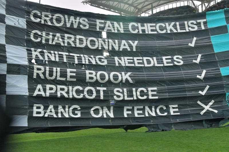 Port Adelaide banner