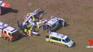 light plane crash