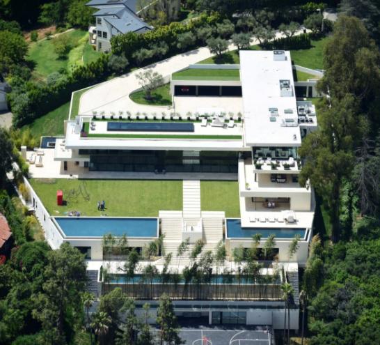 Beyonce Jay Z mansion