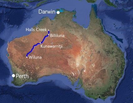 Briton found after 3 days in Outback