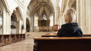 Confessional outweighs safety of children