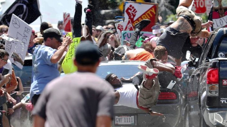 Car Race Riot