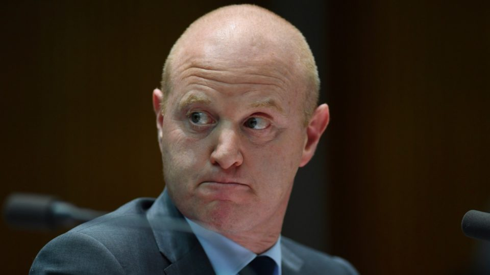 CBA blames reporting failure on software error