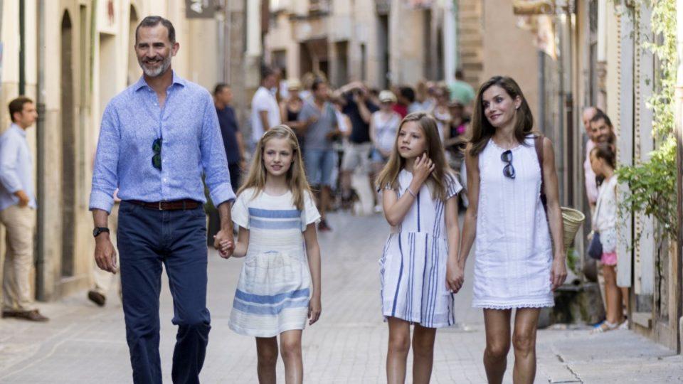 spanish royal family