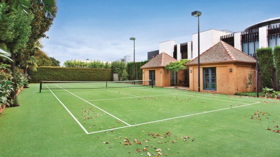 toorak tennis court